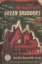 Cover of: The House with Green Shudders
