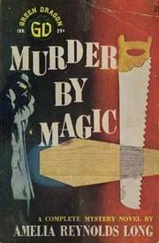 Cover of: Murder by Magic