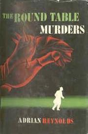 Cover of: The Round Table Murders