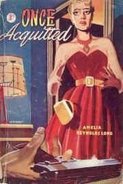 Cover of: Once Acquitted