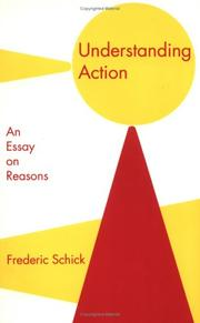 Cover of: Understanding action