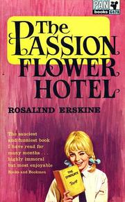 Cover of: The Passion-Flower Hotel