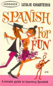 Cover of: Spanish for Fun | Leslie Charteris