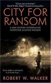 Cover of: City for Ransom