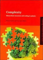 Cover of: Complexity