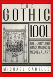 Cover of: The Gothic Idol