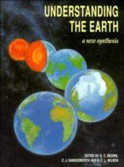 Cover of: Understanding the Earth |