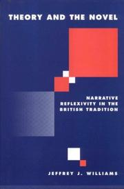 Cover of: Theory and the novel