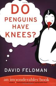 Cover of: Do penguins have knees?