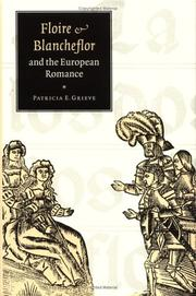 Cover of: Floire and Blancheflor and the European romance