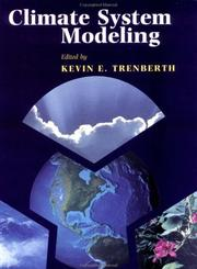 Cover of: Climate system modeling |