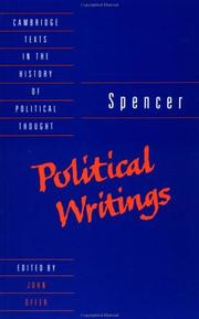 Cover of: Spencer