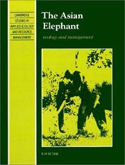 Cover of: Asian elephant | R. Sukumar
