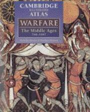 Cover of: The Cambridge Illustrated Atlas of Warfare | Nicholas Hooper, Matthew Bennett