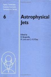Cover of: Astrophysical jets | Astrophysical Jets Meeting (1992 Baltimore, Md.)