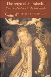 Cover of: The reign of Elizabeth I |