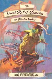 Cover of: The giant rat of Sumatra: or, Pirates galore