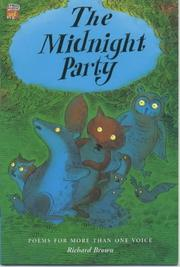 Cover of: The midnight party