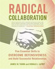 Cover of: Radical Collaboration | James W. Tamm