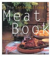 Cover of: The international meat book |