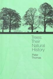 Cover of: Trees | P. A. Thomas