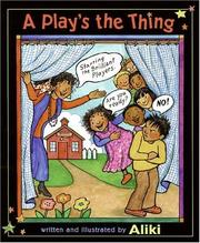 Cover of: A Play's the Thing