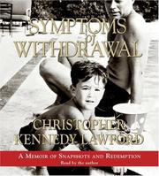 Cover of: Symptoms of Withdrawal CD | Christopher Kennedy Lawford