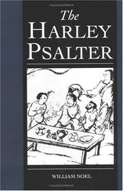 Cover of: The Harley psalter | William Noel