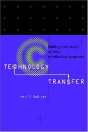 Cover of: Technology Transfer