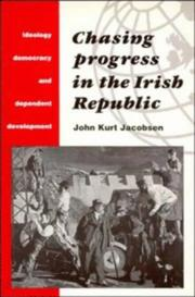 Cover of: Chasing progress in the Irish Republic