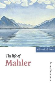 Cover of: The life of Mahler