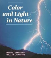 Cover of: Color and light in nature | David K. Lynch