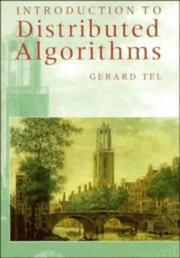 Cover of: Introduction to distributed algorithms | Gerard Tel