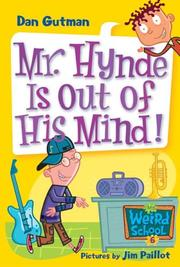 Cover of: Mr. Hynde is out of his mind!