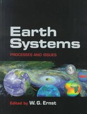 Cover of: Earth Systems
