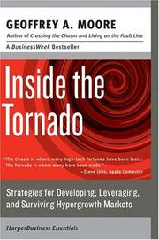 Cover of: Inside the Tornado
