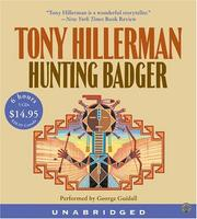 Cover of: Hunting Badger Low Price CD