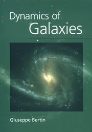 Cover of: Dynamics of galaxies