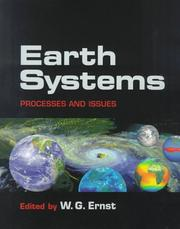 Cover of: Earth Systems | W.G. Ernst