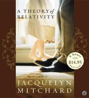 Cover of: Theory of Relativity Low Price CD | Jacquelyn Mitchard