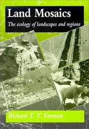 Cover of: Land mosaics