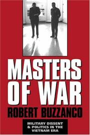 Cover of: Masters of War