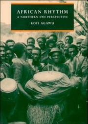 Cover of: African rhythm