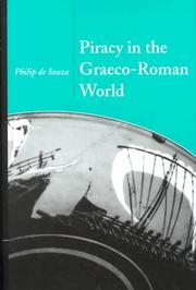 Cover of: Piracy in the Graeco-Roman World