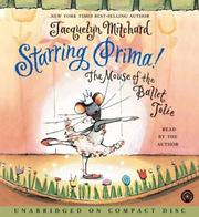 Cover of: Starring Prima! CD | Jacquelyn Mitchard
