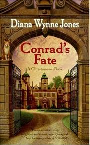 Cover of: Conrad's Fate (Chrestomanci #5)