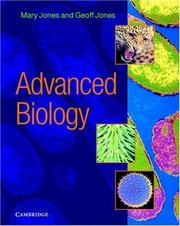 Cover of: Advanced Biology by Mary Jones, Geoff Jones