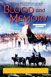 Cover of: Blood and memory