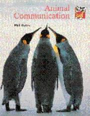 Cover of: Animal Communication