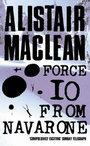Cover of: Force 10 from Navarone